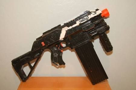 painted nerf guns for sale stryfe - Google Search