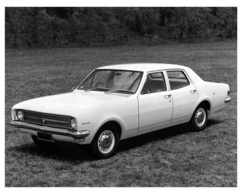 1968 Holden HK Belmont