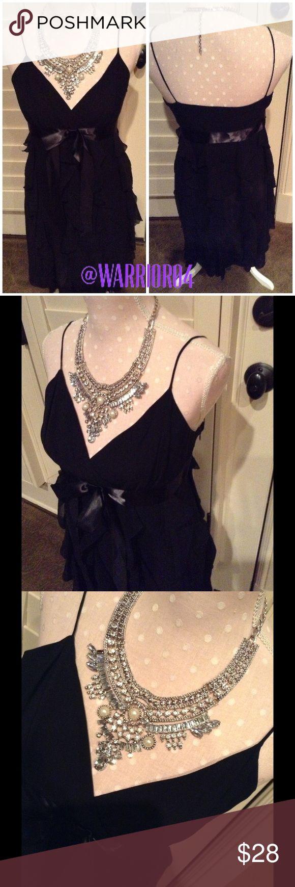 Scarlett Black Bow Dress Scarlett Black Bow Dress Scarlett Dresses