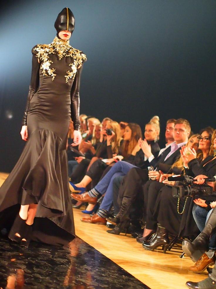 Mert Otsamo fashion show