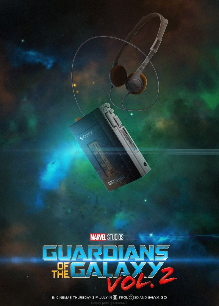 Guardians of the Galaxy Vol. 2, 2017 << Oh my god, I looked at it fast and, for a second, i thought it was the TARDIS. xD