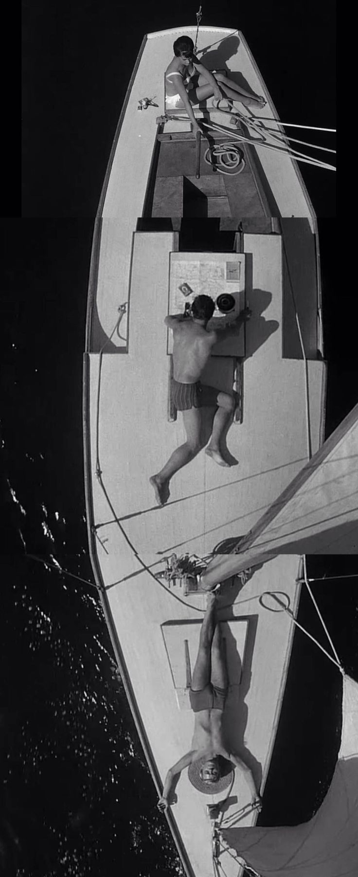Roman Polanski: Knife in the water (1962) film still
