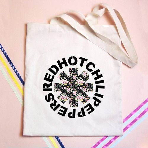 Red Hot Chili Peppers Tote bag - GOGOLFNW.COM