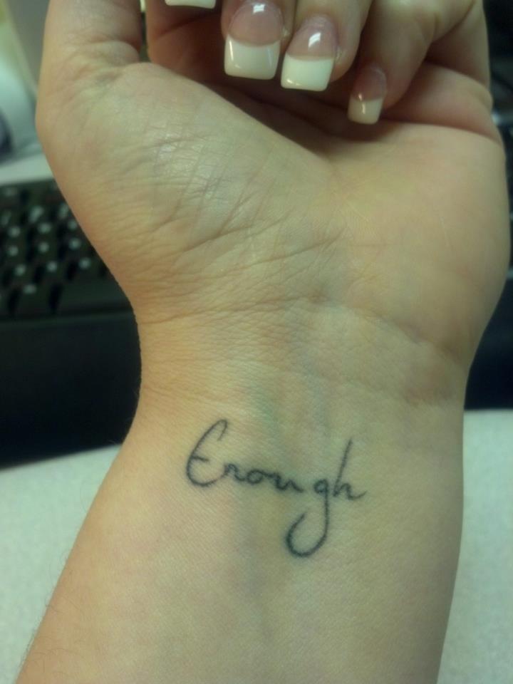 1000 images about wrist tattoos on pinterest wrist - Tatouage noeud poignet ...