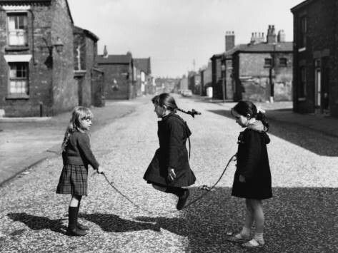 Loved skipping when I was little ♡