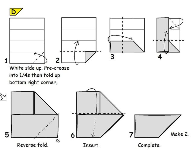 110 best origami j u00e1t u00e9k images on pinterest