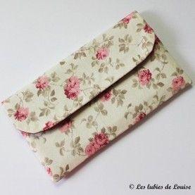 Tutos couture de trousses, pochettes et portefeuilles / porte-monnaies - Site de couture pour débutant(e) !
