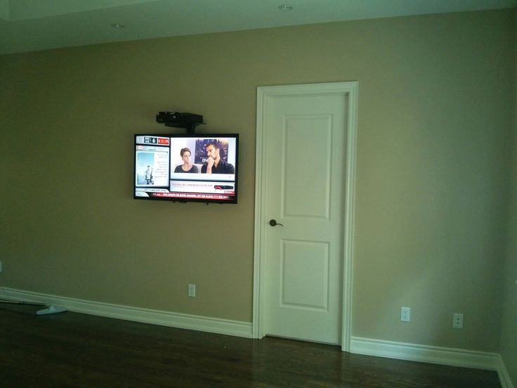17 ideas about tv wall mount installation on pinterest mounted tv wall mounted tv and. Black Bedroom Furniture Sets. Home Design Ideas