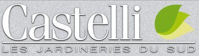 Logo Castelli Les jardineries du Sud