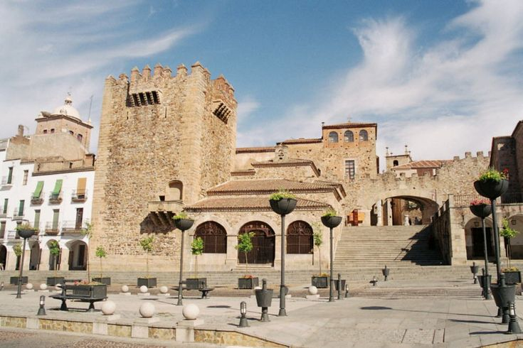 Caceres (Spain)