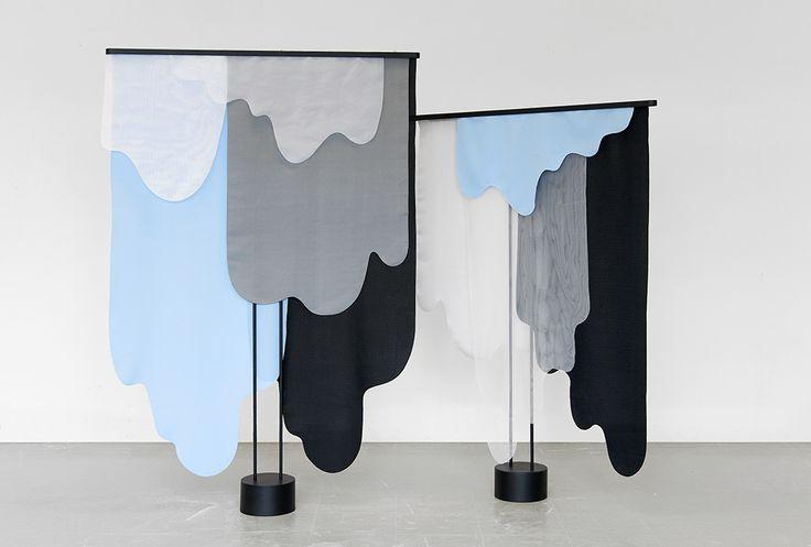Cumulus Screen by Elsa Boch