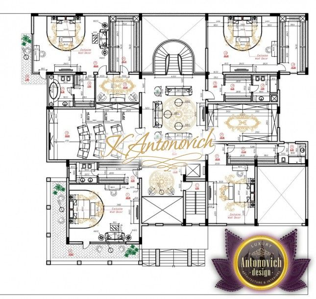 Luxury House Plan Villa 8 Favorite Concept Design Of All Time Superiority And High Grade Contact Us Luxury House Plans Mansion Floor Plan House Layout Plans