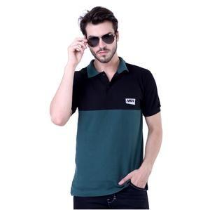 Kaos Polo Shirt / Wangky Pria Casual Harian [H 0077] (Brand HRCN) Original Bandung