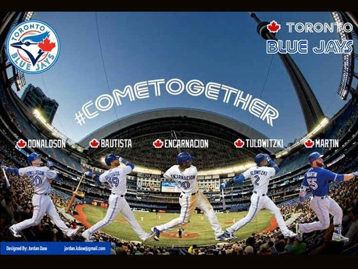2016 Toronto Blue Jays Wallpaper
