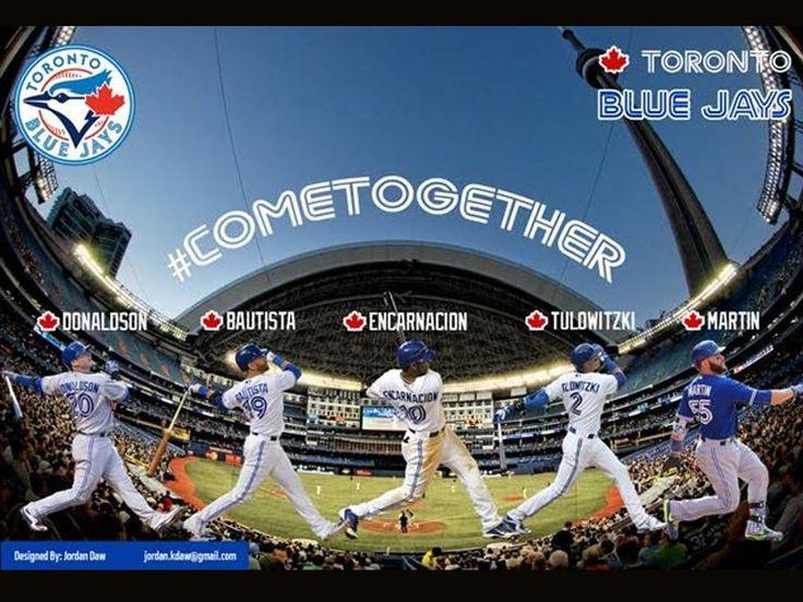 2016 Toronto Blue Jays Wallpaper Wallpapers Pinterest