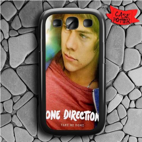 One Direction Harry Styles Samsung Galaxy S3 Black Case
