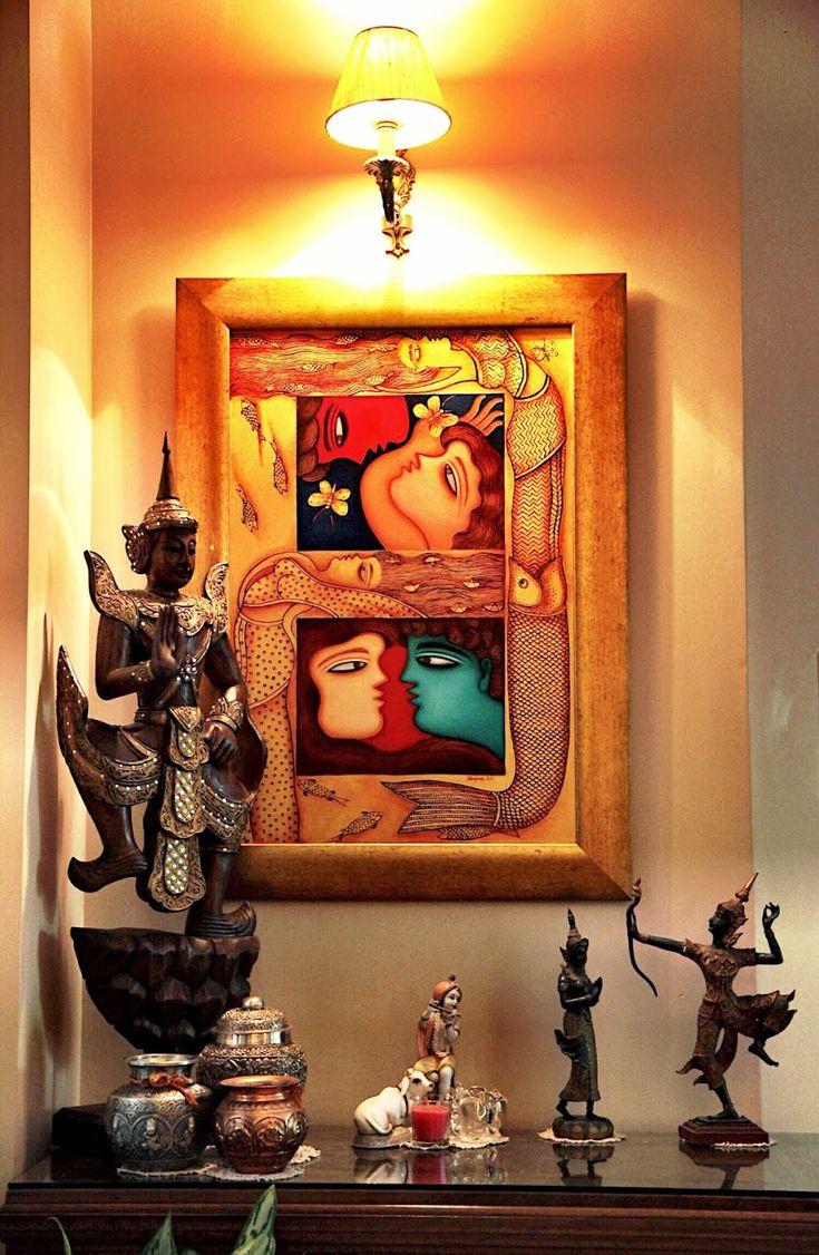 Aradhana Anand's home