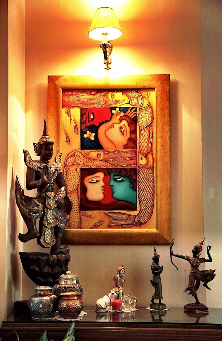 A Sunny Yellow Window: New Feature: TRANSFORMING SPACES WITH ART - Get blown away by Aradhana Anand's magic in her gorgeous Delhi home