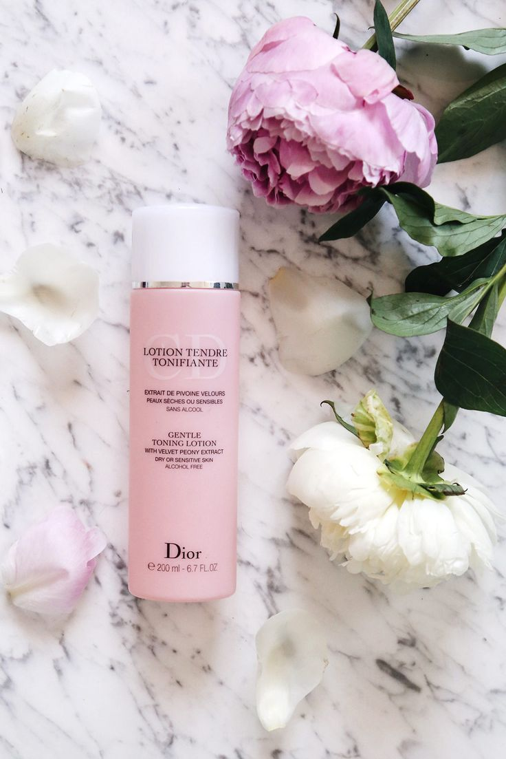 Dior makeup products lotion