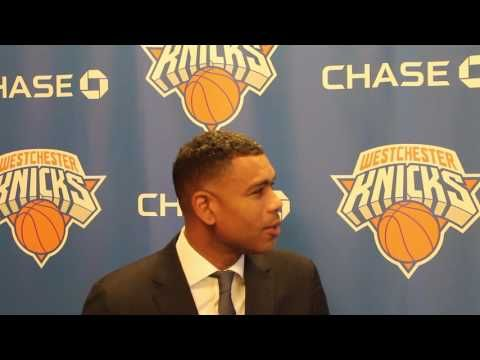 Westchester Knicks Eager To Follow Up On First-Ever Playoff Appearance