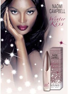Winter Kiss Naomi Campbell perfume - a fragrance for women 2006