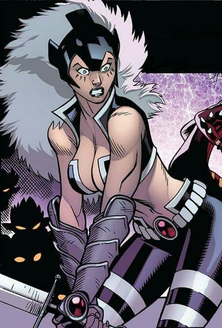 Warbird - Ava'Dara Naganandini (Earth-616) from Amazing X-Men Vol 2