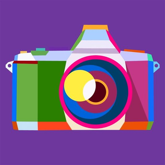 Flickr's new camera icons are picture-perfect