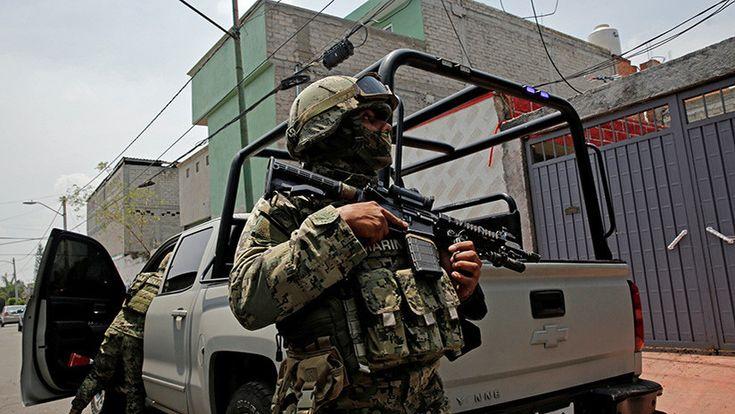 #DESTACADAS:  México: Así operaba una banda de secuestradores integrada por oficiales de la Marina - RT en Español - Noticias…