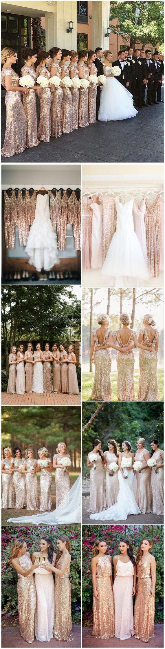 best 25+ glamorous bridesmaids dresses ideas on pinterest