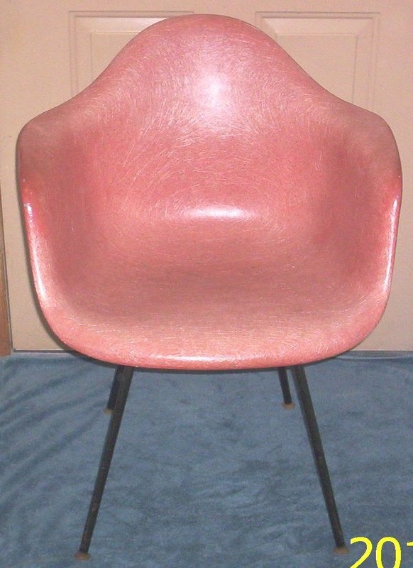 Charles Eames Herman Miller Shell Chair