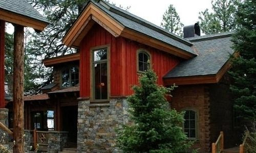 17 best images about color combinations exterior cabin on for Moss creek home designs