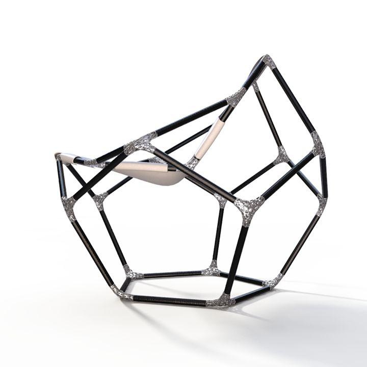 Les 237 meilleures images propos de oturma elemani sur for Chaise origami