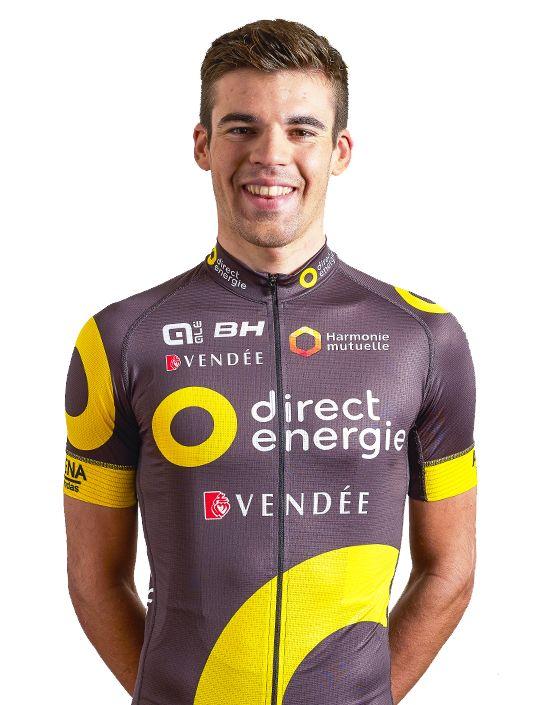 Stage 4 won by Calmejane at La Vuelta a Espana - (Photo: Lilian Calmejane | Team Direct Energie Pro Cycling