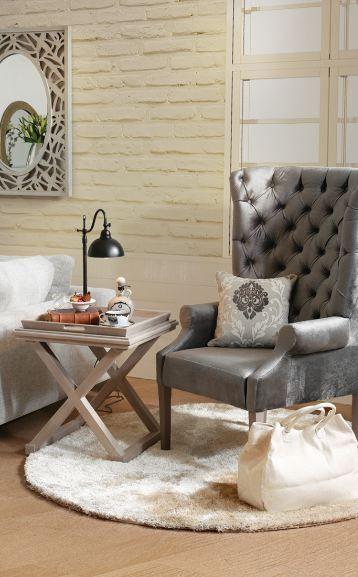 Los sillones ocasionales pueden ser ese punto de enfoque - Sillon para habitacion ...