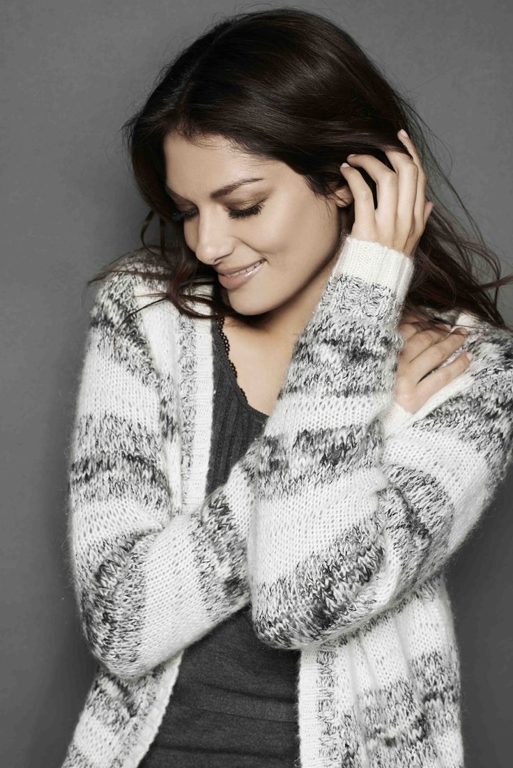 soyaconcept - knit - cardigan - top - lace