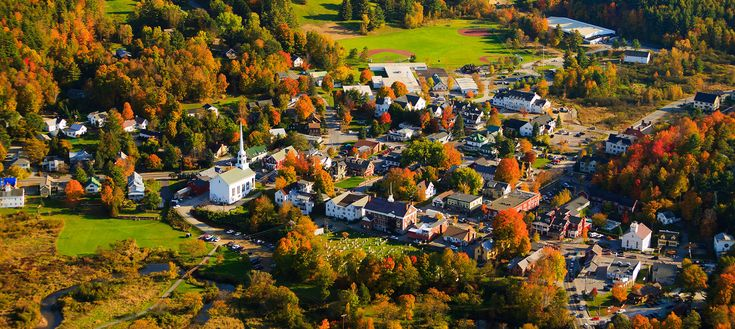 Best Fall destinations in the U.S.