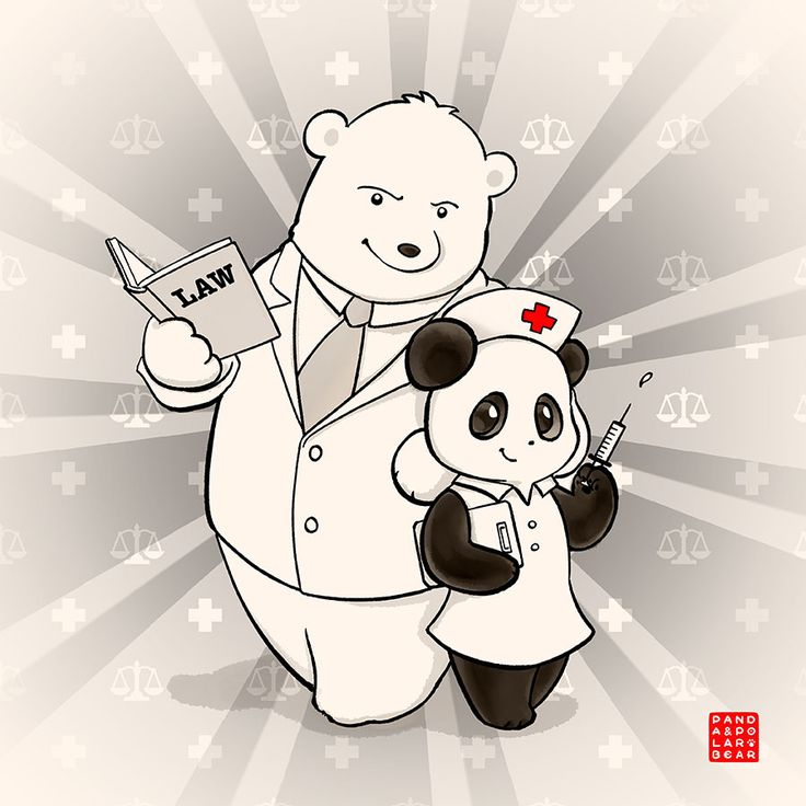 Картинки с пандой и мишкой фредди