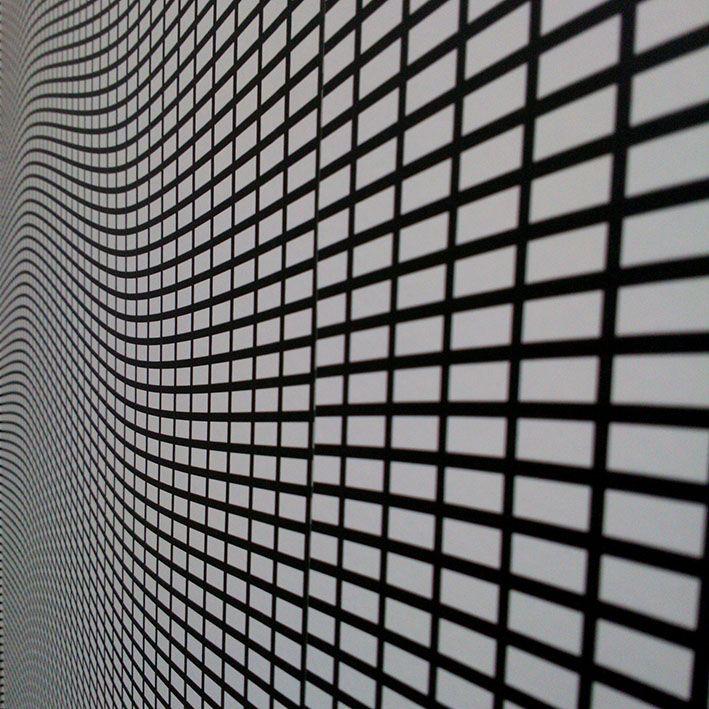 WallPaper. Lines. Curves. Black & White.