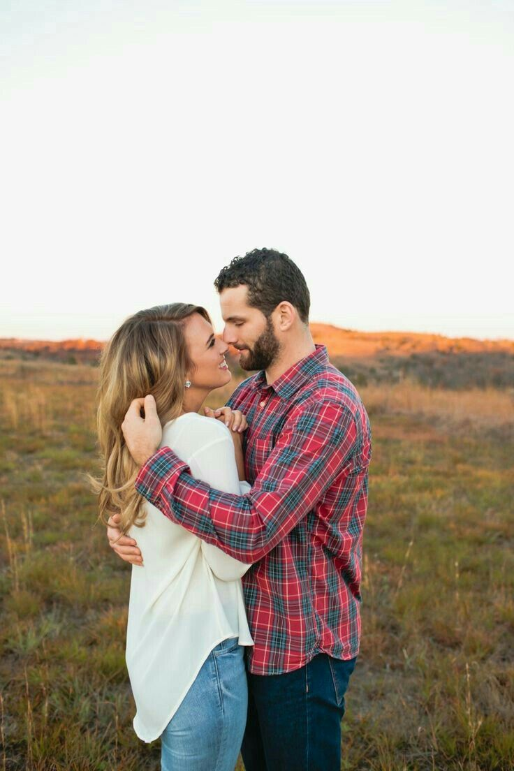 #engaged #sweet #casual #engagementphoto Www.customdreamgowns.com