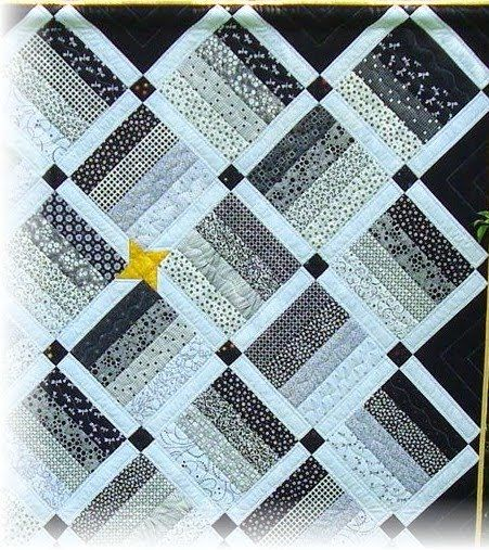 My business and hobby is designing quilt patterns and longarm machine quilting.  See more of my creations at www.pleasantvalleycreations.com.