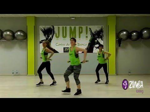 Zumba® Toning - La Aspirina (Mega Mix 52) - - YouTube