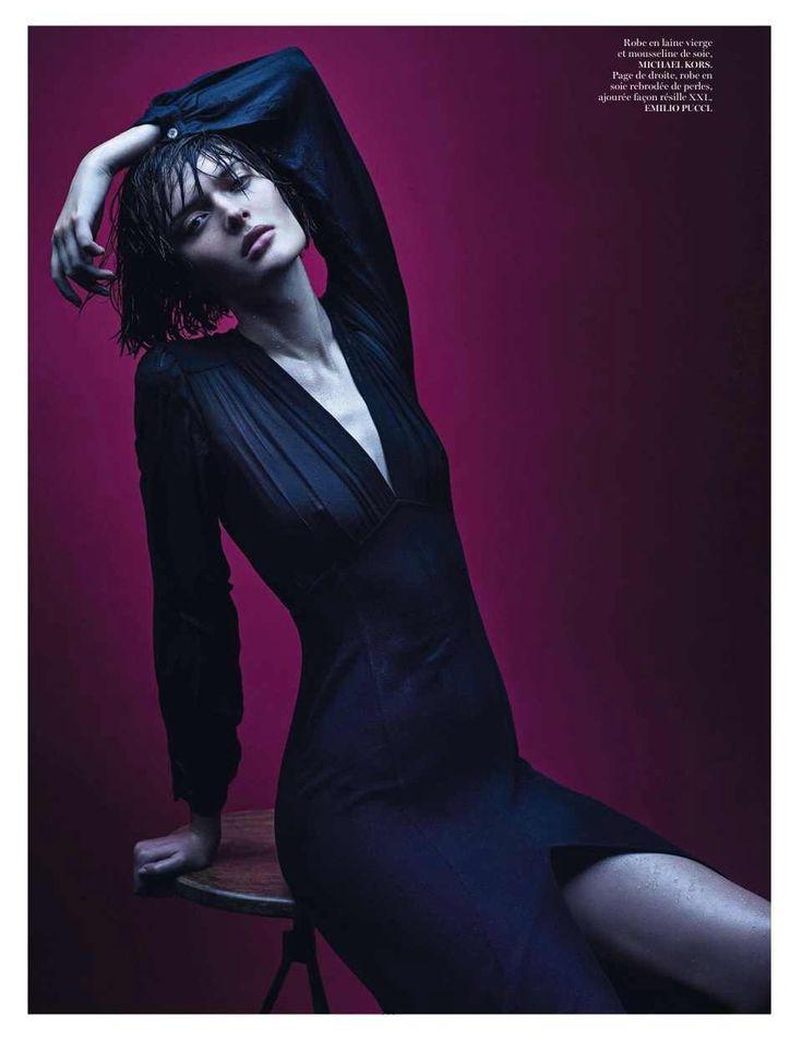 nice Vogue Paris Fevereiro 2014 | Sam Rollinson, Vanessa Axente + Mais por Mario Sorrenti