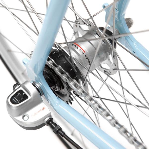 Finna Cycles Journey's Hub #finna #finnacycles #bici #bike #velo #bicycle #bicicleta #shimano #shimanonexus #nexus #urban #commuter #commuting #barcelona #bcn #like #love #beautiful