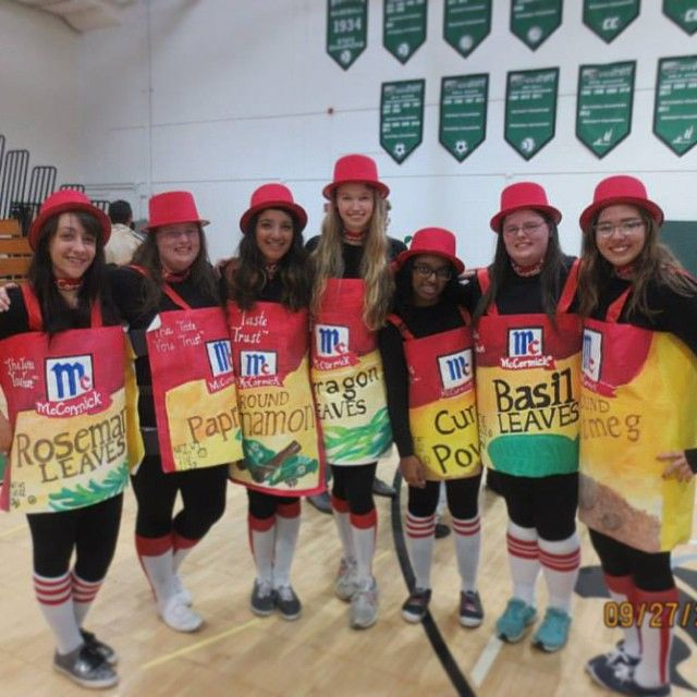 """Pin for Later: 43 """"Punny"""" Halloween Costumes That Won't Break the Bank Spice Girls"""