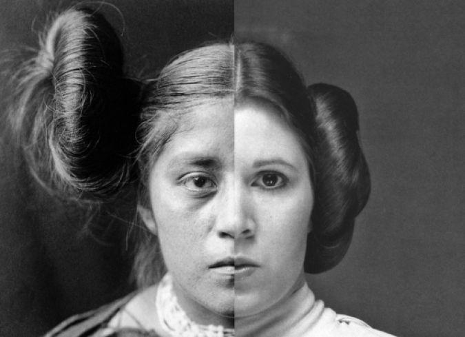 El origen del curioso peinado de la Princesa Leia - ENFILME.COM