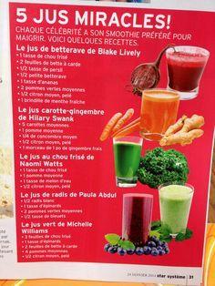 #Smoothies / #Fruits / #Légumes / #Santé