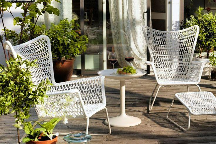 Tuinstoelen Högster van IKEA - 100 euro per stuk