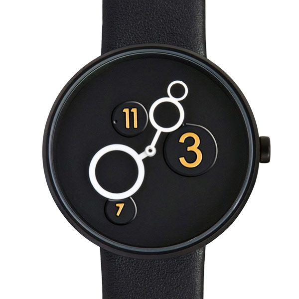 Projects Moon Crater Watch - Cool Watches from Watchismo.com