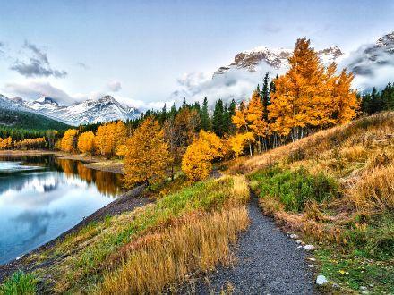 Brit Kolumbia ősszel - Google keresés