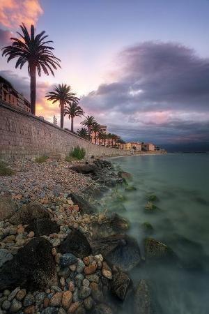 Ajaccio Bay – Corsica by leticia